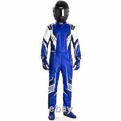Sparco Prime K Go Kart Racing Suit Children's Sizes