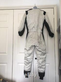 Sparco Profi 3 Layer Fireproof Race Suit Size 48 FIA Auto Grass Kart Nomex