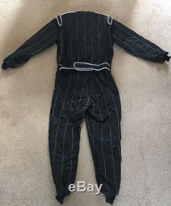 Sparco R506 FiA Race Suit, black, size 58, used only once