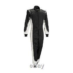 Sparco R516 PROFI X-5 Black Race Suit Genuine 48