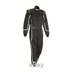 Sparco ROOKIE K-3 Suit black (CIK FIA Homologation) Genuine M