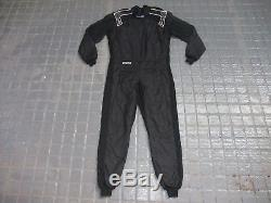 Sparco RS-205 RS 205.11 One Piece Race Suit in Black Used