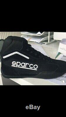 Sparco Race Kart Suit with boots & gloves