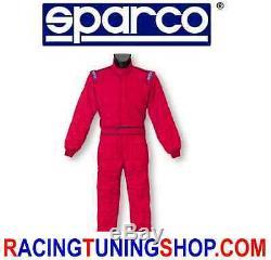 Sparco Race Racing Suit Fireproof Expired Homologation Prima 46 R Tuta Scaduta