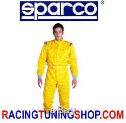 Sparco Race Racing Suit Fireproof Expired Homologation Prima 50 Suit Expired