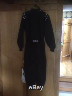 Sparco Race/Rally Suite Msa Approved