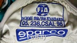 Sparco Race Suit 00111L48GRL Size 48