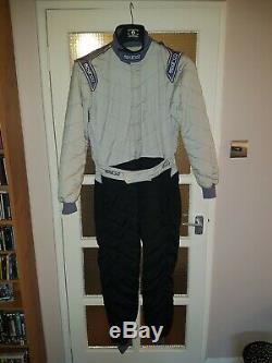 Sparco Race Suit FIA Size 54 fia 2000