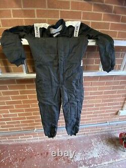 Sparco Race Suit Mens Size 56- Barely used, Excellent condition