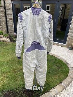 Sparco Race Suit Size 54