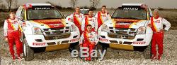 Sparco Race Suit Size 54 FIA 8856-2000 Dakar Rally Raid