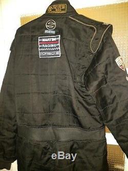 Sparco Race Suit Size 60 fia 2000