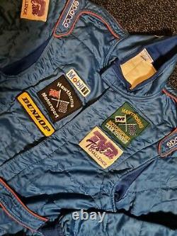 Sparco Race Suit Size 62