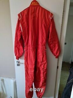 Sparco Race Suit Size size 58