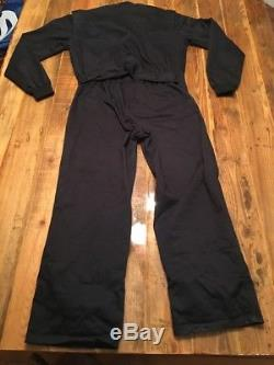 Sparco Racing Fire Suit Black XXL 2XL