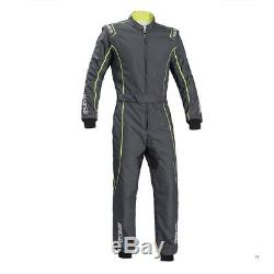 Sparco Racing/ Karting Suit KS-3, Grey, FIA Approved. Size XS