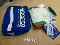 Sparco Racing/ Karting Suit X-Light KS-7, FIA Approved. Size Kids 120