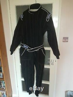 Sparco Racing Overalls fia size 56