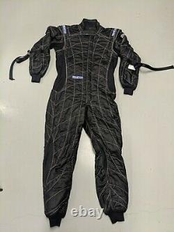 Sparco Racing Suit Black Size 54