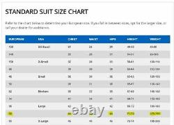 Sparco Racing Suit FIA RS. 012.01 Pre Owned EUROPEAN SIZE 58 = L/XL USA