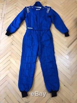 Sparco Racing Suit Fia Standards