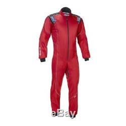 Sparco Racing Suit KS-3 Youth Karting 1-Piece CIK FIA 2013-1 Approved