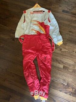 Sparco Racing Suit Size 60