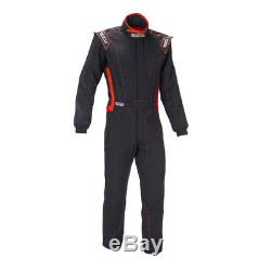 Sparco Racing Suit Victory RS-4 Lightweight Single Layer 1-Piece SFI-5 Rated