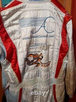 Sparco Racing Suit X-7 Size 66 (XXL)