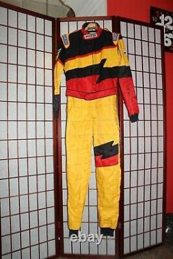 Sparco Racing team suit Kart suit Sandtler CIK/FIA 98 011 size 46 ALY