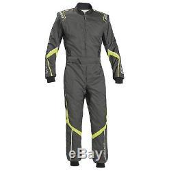 Sparco Robur KS-5 Racing Race Kart Karting Track Circuit CIK FIA Suit
