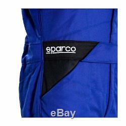 Sparco SPRINT MY20 Race Suit Black/Red (FIA homologation) Genuine 54