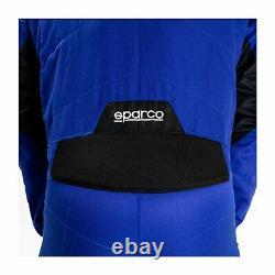 Sparco SPRINT MY20 Race Suit Blue (FIA homologation) Genuine 56