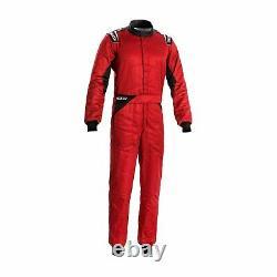 Sparco SPRINT MY20 Race Suit Red (FIA homologation)- 62 EU