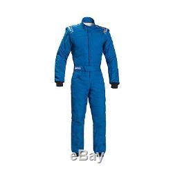 Sparco SPRINT RS-2.1 Race Suit Blue (FIA homologation) 52 EU
