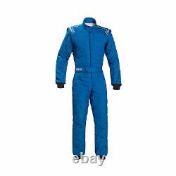 Sparco SPRINT RS-2.1 Race Suit Blue (FIA homologation) 56 EU