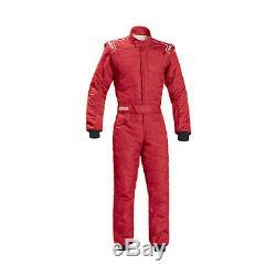 Sparco SPRINT RS-2.1 Race Suit Red (FIA homologation) Genuine 60