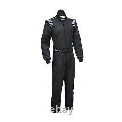 Sparco SPRINT RS-2 Black Race Suit (FIA homologation) Genuine 52