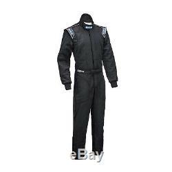 Sparco SPRINT RS-2 Black Race Suit (FIA homologation) s. 62