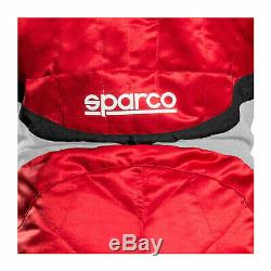 Sparco SUPERSPEED RS-9 Racing Suit White (homologation FIA) Genuine 56