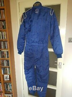 Sparco Sponsor Fia Race Suit 56 Bargain