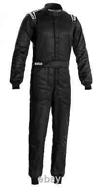 Sparco Sprint FIA Approved Race Suit Black Race / Rally