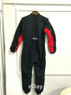Sparco Sprint RS-2.1 Car Race/Rally FIA Approved Suit 54
