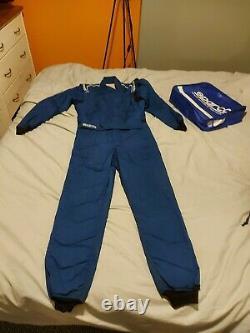 Sparco Sprint RS-2.1 Race Suit Blue Size 52 EUR
