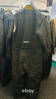 Sparco Sprint RS-2.1 Racing Suit / Black / Size 60