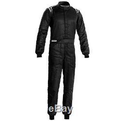 Sparco Sprint Race Suit Black Size 60