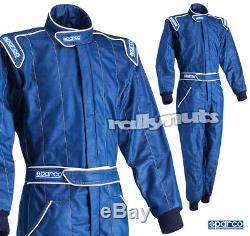 Sparco Sprint Race Suit Blue Size 58