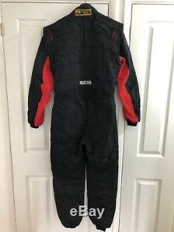Sparco Sprint Rs 2.1 Race Suit Size 54