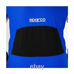Sparco THUNDER MY20 Karting Suit black/blue (with CIK-FIA) s. XL