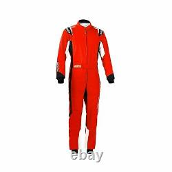 Sparco THUNDER MY20 Karting Suit red (with CIK-FIA) Genuine S